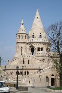 Burg in Budapest